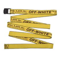 Off-White オフホワイト INDUSTRIAL MINI  BELT  ベルト 200cm