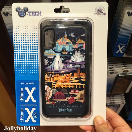 US Disney限定☆最新作☆Disneyland Resort iPhoneケース
