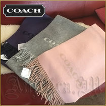 ★在庫・ヤマト発送★COACH Double Faced Muffler F56209
