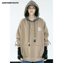 ANOTHERYOUTH(アナザーユース) パーカー・フーディ ANOTHERYOUTH正規品★バイザーフーディ★UNISEX