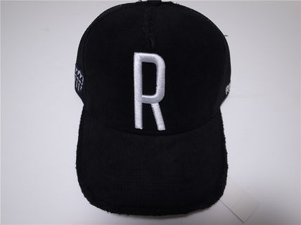 ロンハーマン福岡限定RonHerman KOTAKE for RHC R Logo Cap 黒