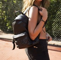 BALR ボーラー バックパック The Leather Petite Backpack