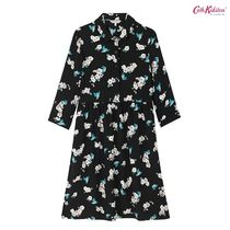 Cath Kidston(キャスキッドソン) ワンピース Cath Kidston x 白雪姫☆LITTLE SCATTERED BLOSSOM DRESS