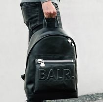 BALR ボーラー バックパック The Leather Grande Backpack