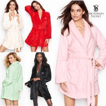 日本未発売 ★ NEW! Cozy Plush Short Robe ★ VS