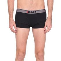 Dsquared2 18fw Two pack boxer cotone stretch
