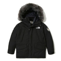 THE NORTH FACE ANTARCTIC DOWN PARKA BLACK NJ1DJ52J