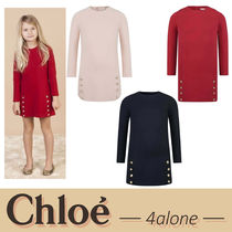 Chloe☆GIRLS☆MILANOジャージードレス4Y-5Y