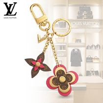 【Louis Vuitton】BIJOU DE SAC ET PORTE-CLES BLOOMING FLOWERS