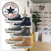 【CONVERSE】コンバース ALL STAR ALL STAR WOOL OX/HI ウール