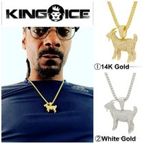 【Notorious B.I.G. x King Ice 】☆新作☆ The GOAT Necklace