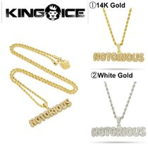 【Notorious B.I.G. x King Ice 】☆新作☆Notorious Necklace