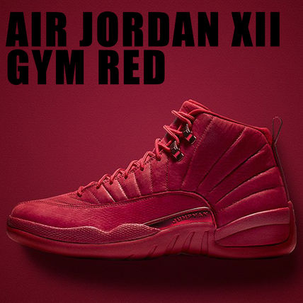 最新作★ AIR JORDAN XII GYM RED