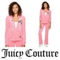 Juicy Couture∞VeniceBeachPatchesMicroterryPuffSleeveJacket