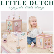 Activity cube - Adventure Pink - Little Dutch