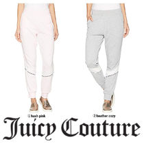 【Juicy Couture】新作☆Juicy Tape Logo Terry Pants