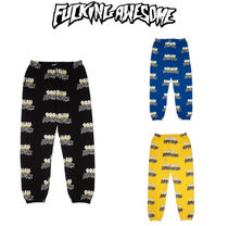 Fucking Awesome(ファッキング オウサム) ボトムスその他 Fucking Awesome★God Bless FA Sweatpants