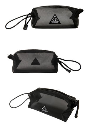 3 CONCEPT EYES メイクポーチ ★3CE★メッシュポケットポーチ / MESH POCKET POUCH《追跡送》(3)
