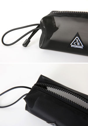 3 CONCEPT EYES メイクポーチ ★3CE★メッシュポケットポーチ / MESH POCKET POUCH《追跡送》(4)