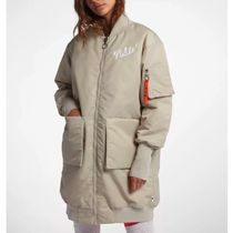 Nike Sportswear NSW Women's Parka In String/Phantom