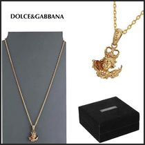 【DOLCE & GABBANA】Laurel and Cross ネックレス