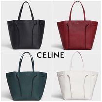 新作☆【CELINE】SMALL CABAS PHANTOM レザートート