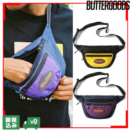 Butter Goods ショルダーバッグ BUTTER GOODS バターグッズ TRAIL HIP PACK ボディバッグ 関送込