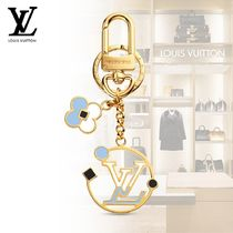 【Louis Vuitton】BIJOU DE SAC ET PORTE-CLES MONOGRAM DELIGHT