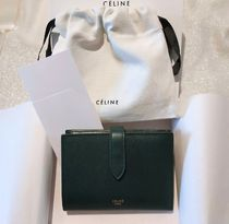 【CELINE】新色 MEDIUM STRAP WALLET AMAZON