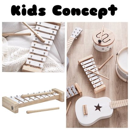 Kids Concept - White Xylophone
