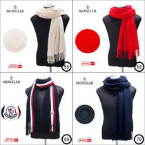 ☆MONCLER☆ 国内発送 クーポン発行可 マフラー SCIARPA