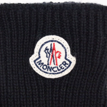 MONCLER 手袋 ☆クーポン発行可☆ MONCLER 国内発送 手袋/グローブ (4)