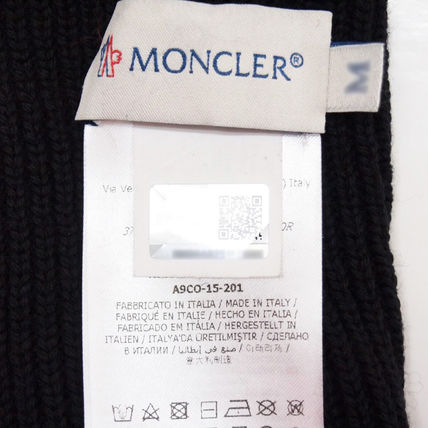 MONCLER 手袋 ☆クーポン発行可☆ MONCLER 国内発送 手袋/グローブ (5)