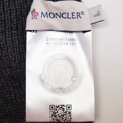 MONCLER 手袋 ☆クーポン発行可☆ MONCLER 国内発送 手袋/グローブ (9)