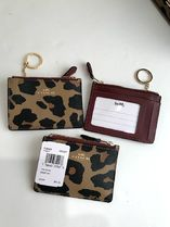 12月新作 COACH★MINI SKINNY ID CASE F39081*ヒョウ柄
