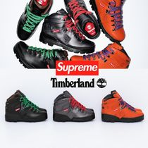 FW18 Supreme Timberland World Hiker Front Country Boot