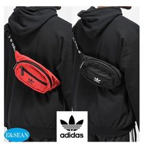 【adidas】National Red Fanny Packバッグ