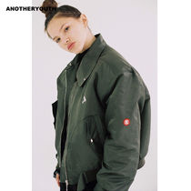 ANOTHERYOUTH(アナザーユース) ブルゾン ANOTHERYOUTH正規品★ショルダーパッドジャケット★UNISEX