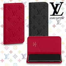 iPhone ケース《 Louis Vuitton 》IPHONE X & XS・フォリオ//2色