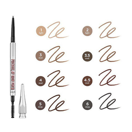 Benefit アイブロウ Benefit☆PRECISELY,MY BROW アイブロウペンシル 8色 Full Size(3)