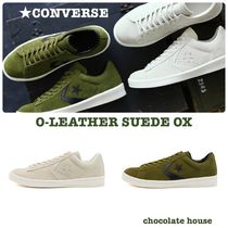 【CONVERSE】コンバース PRO-LEATHER SUEDE OX プロレザー