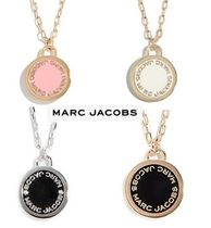 【Marc Jacobs】ロゴディスク ペンダントネックレス