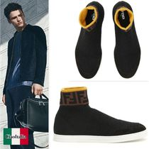 FENDI FFロゴ Ff Sock Sneakers