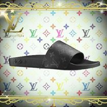 19SS Louis Vuitton(ルイヴィトン) MULE WATERFRONT モノグラム