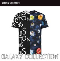 ★NEW★【Louis Vuitton】GALACY COLLECTION HALF&HALD Tシャツ