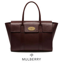*Mulberry* BAYSWATER  バッグ ボルドー UK発・本物保証☆