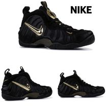 入手困難!NIKE ナイキ AIR FOAMPOSITE PRO Black Metallic Gold