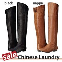 SALE【Chinese Laundry】Z Southland★ローヒールロングブーツ