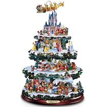 ☆Disney☆The Disney Tabletop Christmas Tree メロディー付き