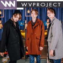 WV PROJECT IT'S UP TO YOU WOOL DOUBLE COAT JJOT7201/4カラー